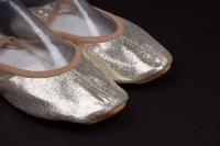 IWA - Voltigierschuhe Glamour / gold